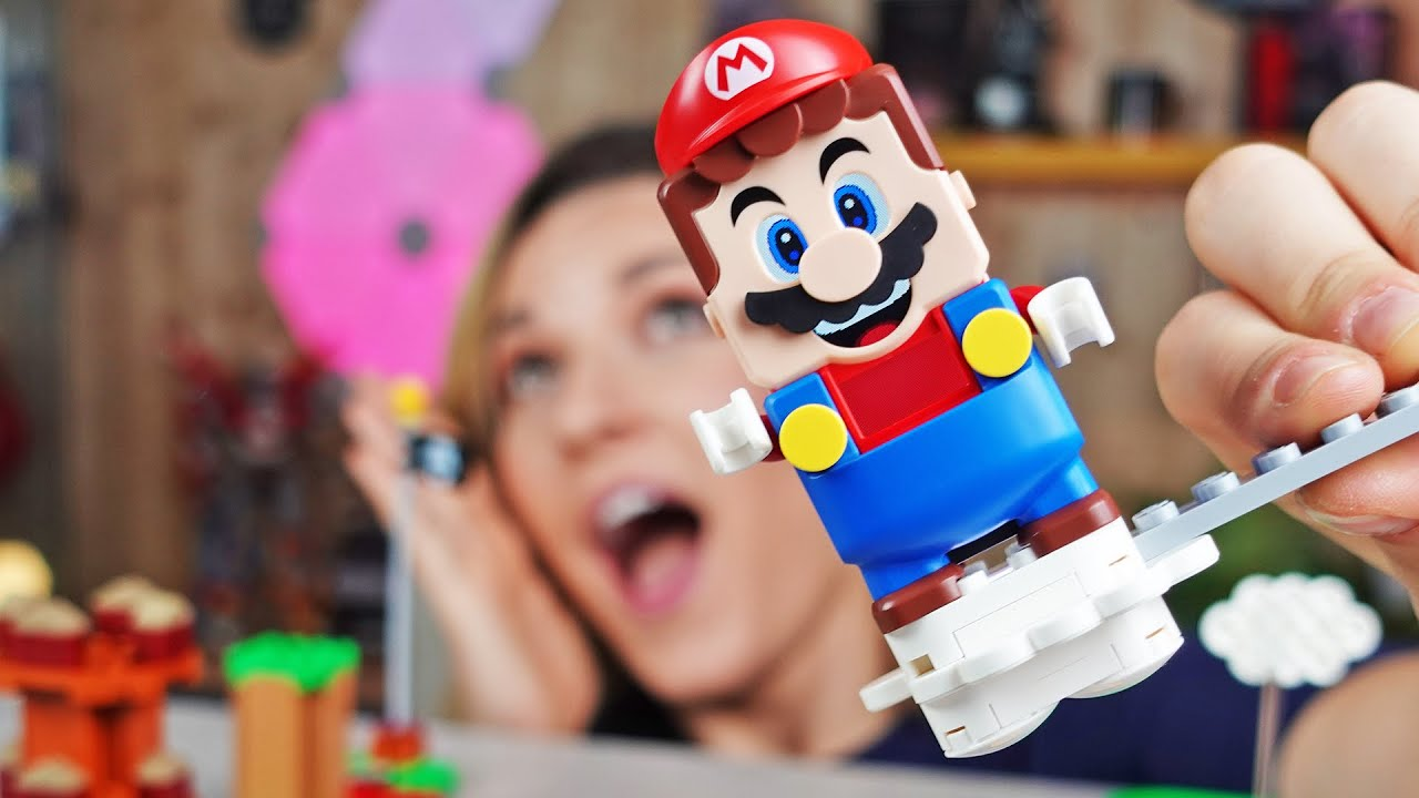 Come funziona LEGO Super Mario? L'abbiamo provato per voi thumbnail