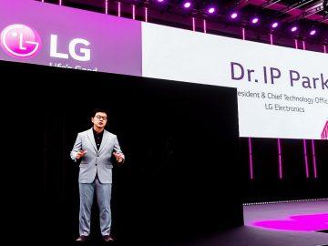 LG IFA 2020