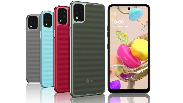 LG Serie K 2020