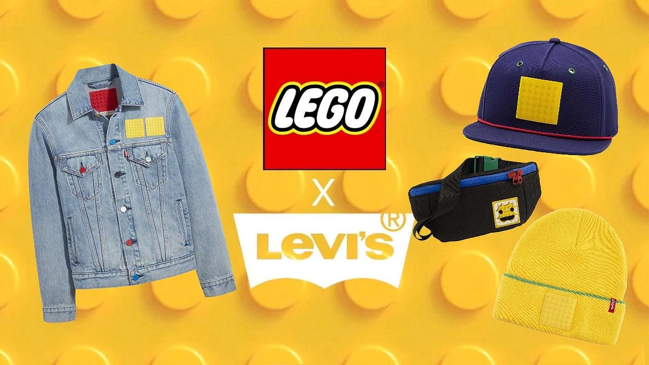 LEGO fa coppia con Levi's e insieme conquistano il mondo della moda thumbnail