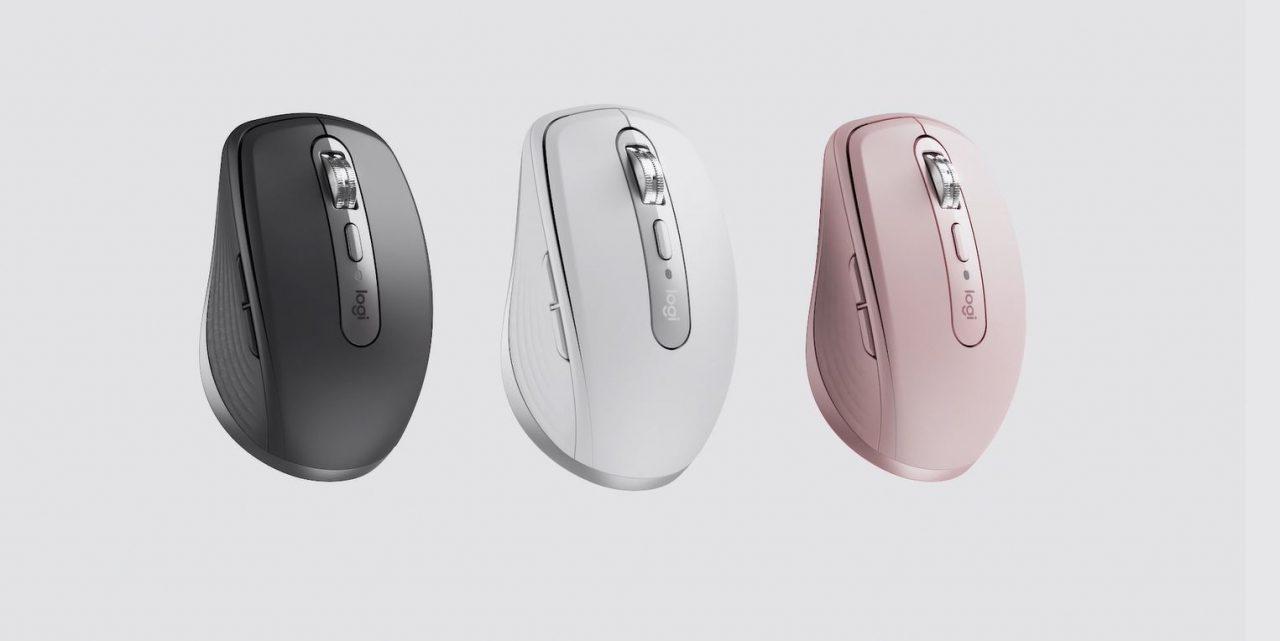 Arriva il nuovo mouse Logitech MX Anywhere 3 pensato per chi lavora in mobilità thumbnail