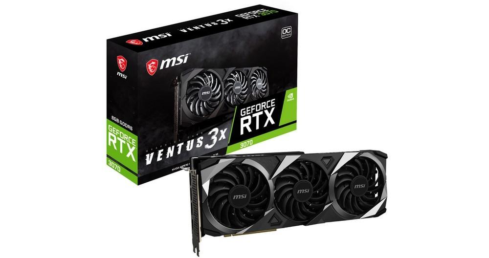 MSI RTX 3080 Ventus