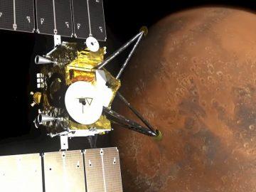 Marte 8K JAXA copertina