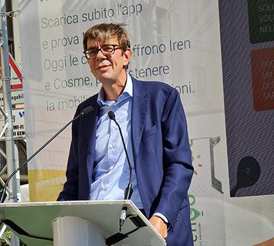 Massimiliano Bianco, amministratore delegato del Gruppo Iren