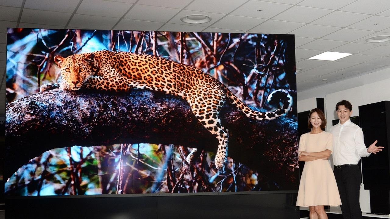 LG MAGNIT è il primo display Micro LED della casa corana thumbnail