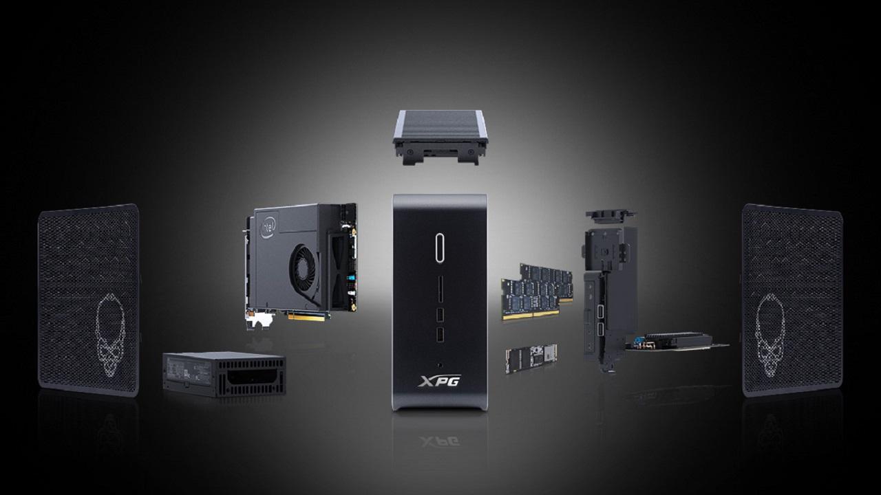 XPG presenta il mini PC gaming XPG GAIA thumbnail