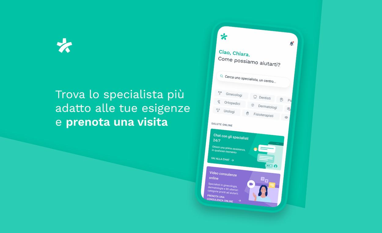Arriva l'app mobile per Android e iOS di MioDottore thumbnail