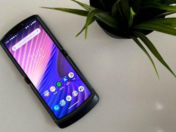 Motorola Razr 5G recensione