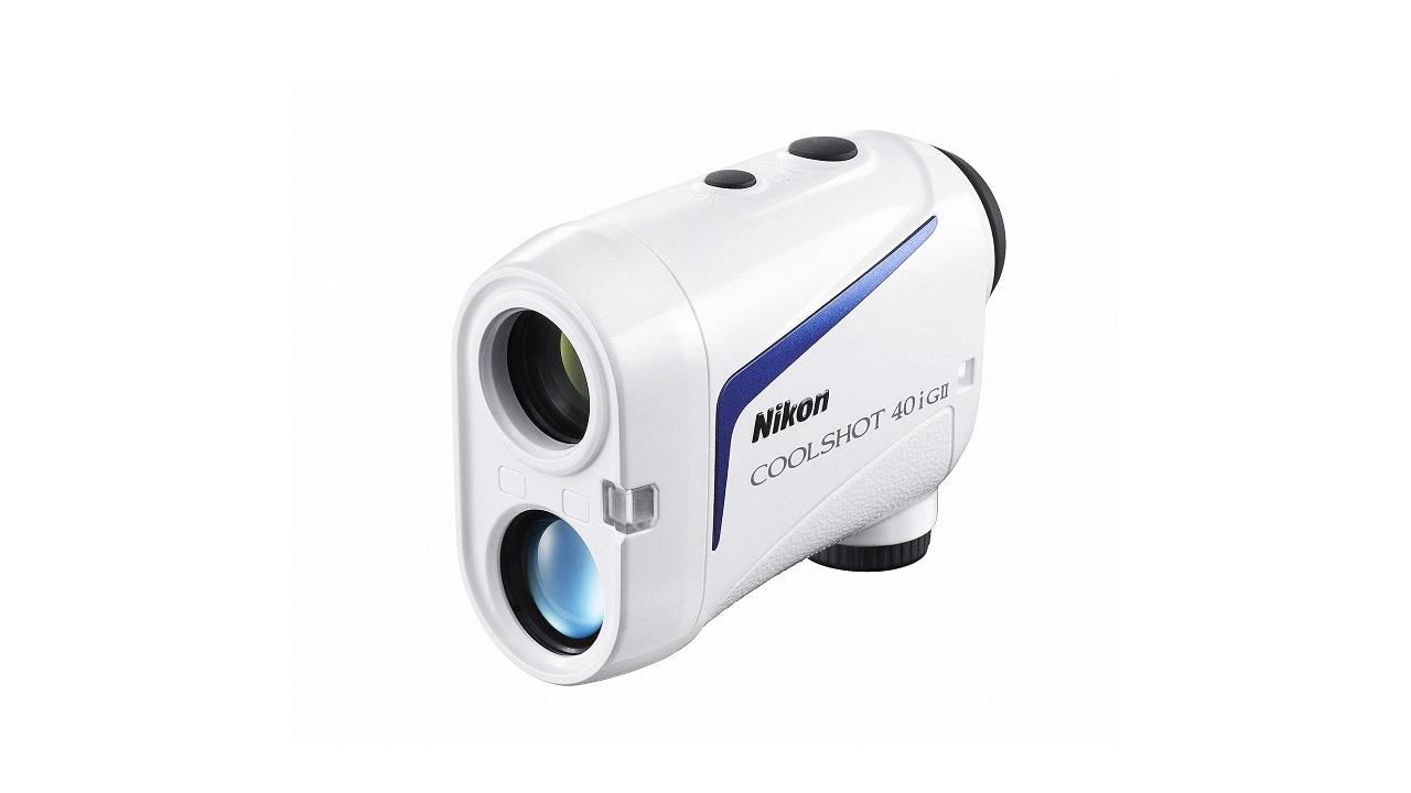 NIKON COOLSHOT 40i GII è il nuovo telemetro laser per golfisti thumbnail