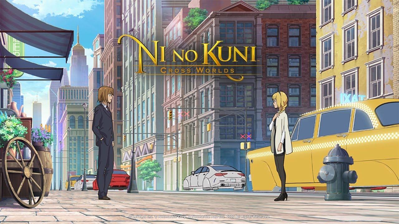 Tutte le novità del nuovo MMORPG di Ni no Kuni thumbnail