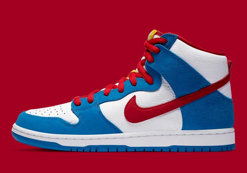 Nike Duke Doraemon 1