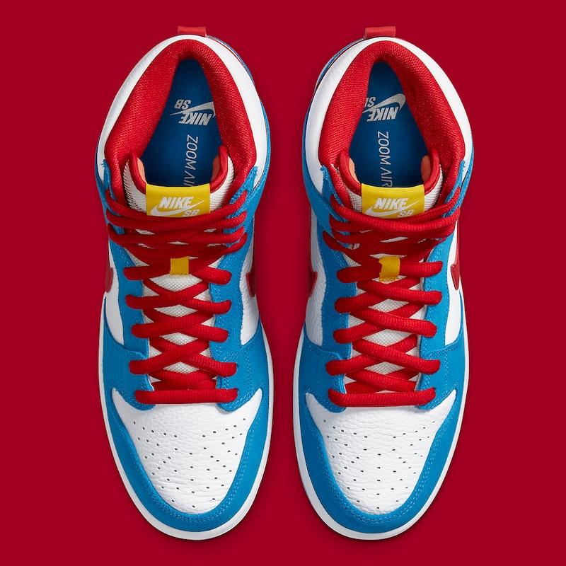 Nike Duke Doraemon 2