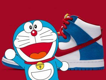 Nike Duke Doraemon