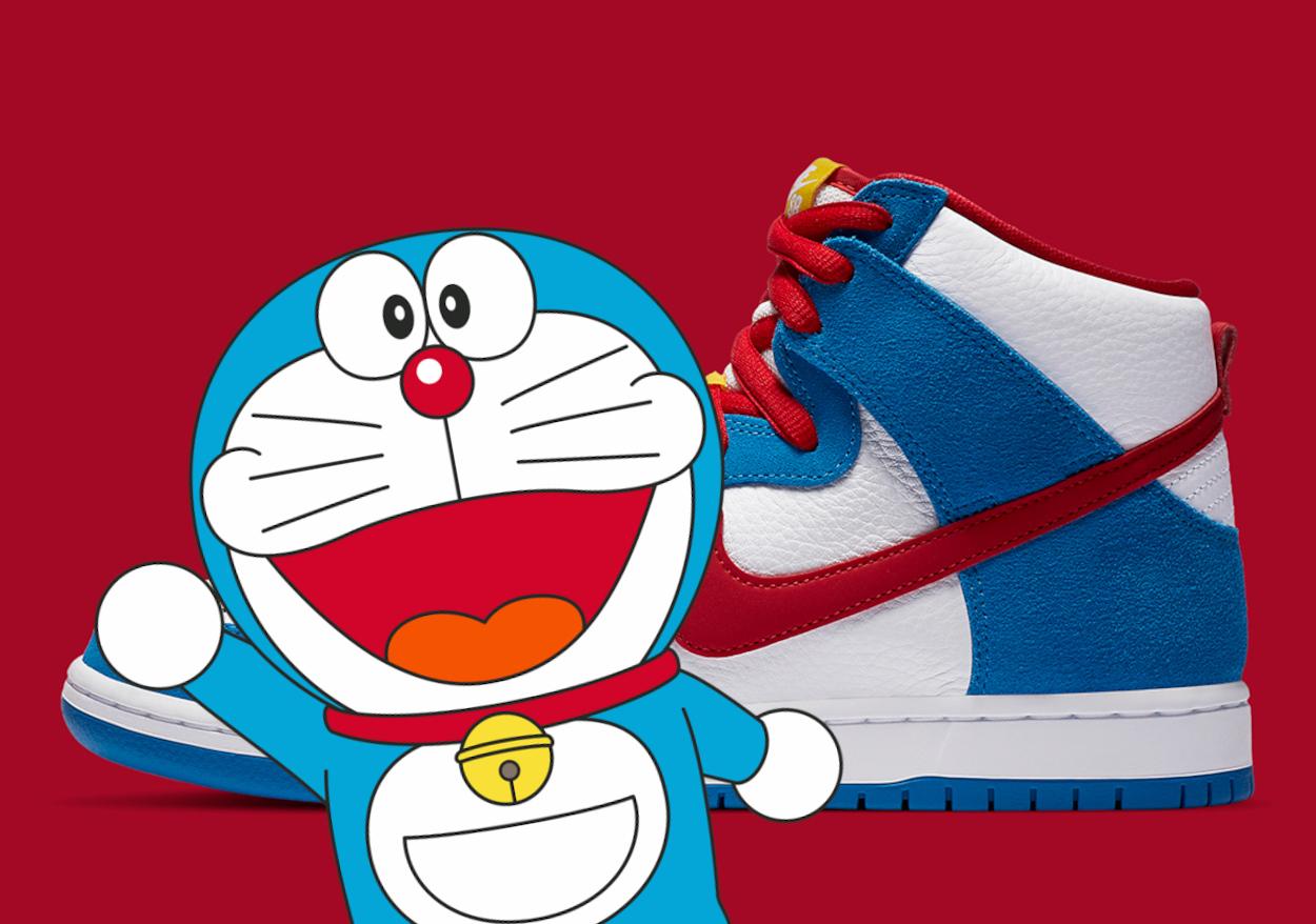 Le Nike Dunk a tema Doraemon thumbnail