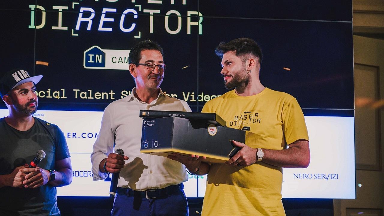 Nikon Master Director 2020: il vincitore è Marco D'Azzo thumbnail