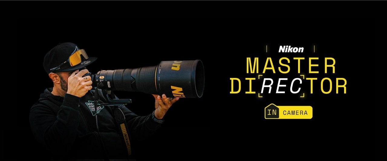 Nikon Master Director poster