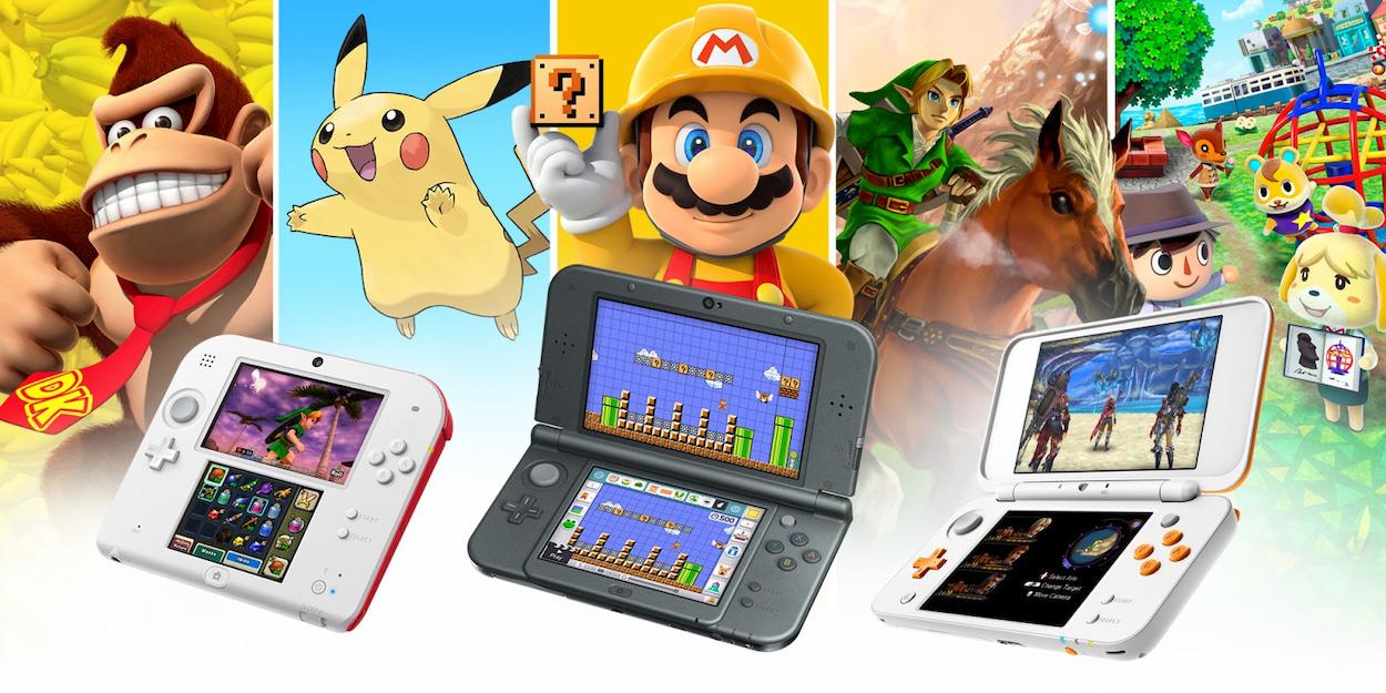 Addio, Nintendo 3DS thumbnail