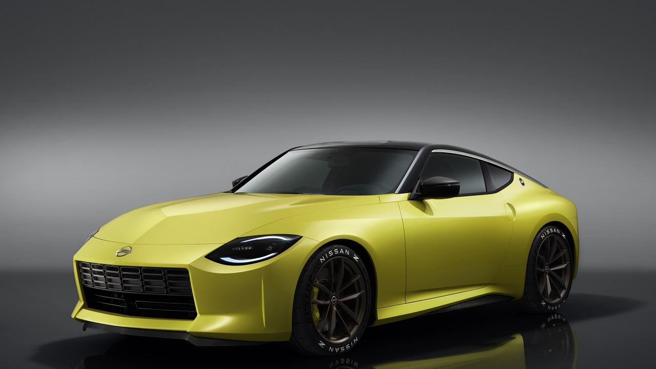 Nissan Z Proto è ufficiale e anticipa la sportiva del futuro thumbnail