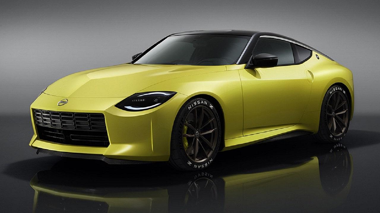 Il capo del design racconta Nissan Z Proto thumbnail