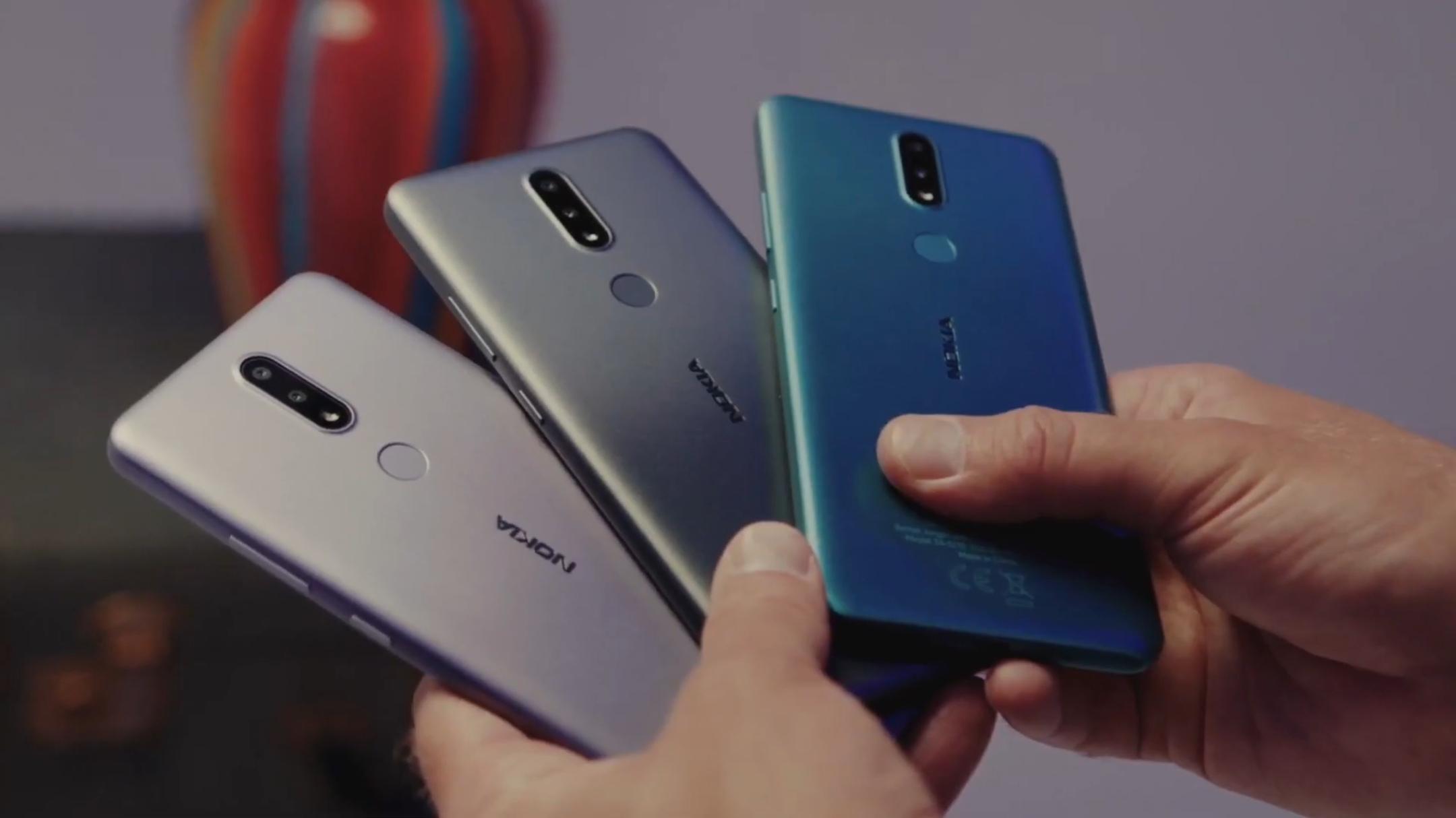 Nokia annuncia due nuovi smartphone economici thumbnail