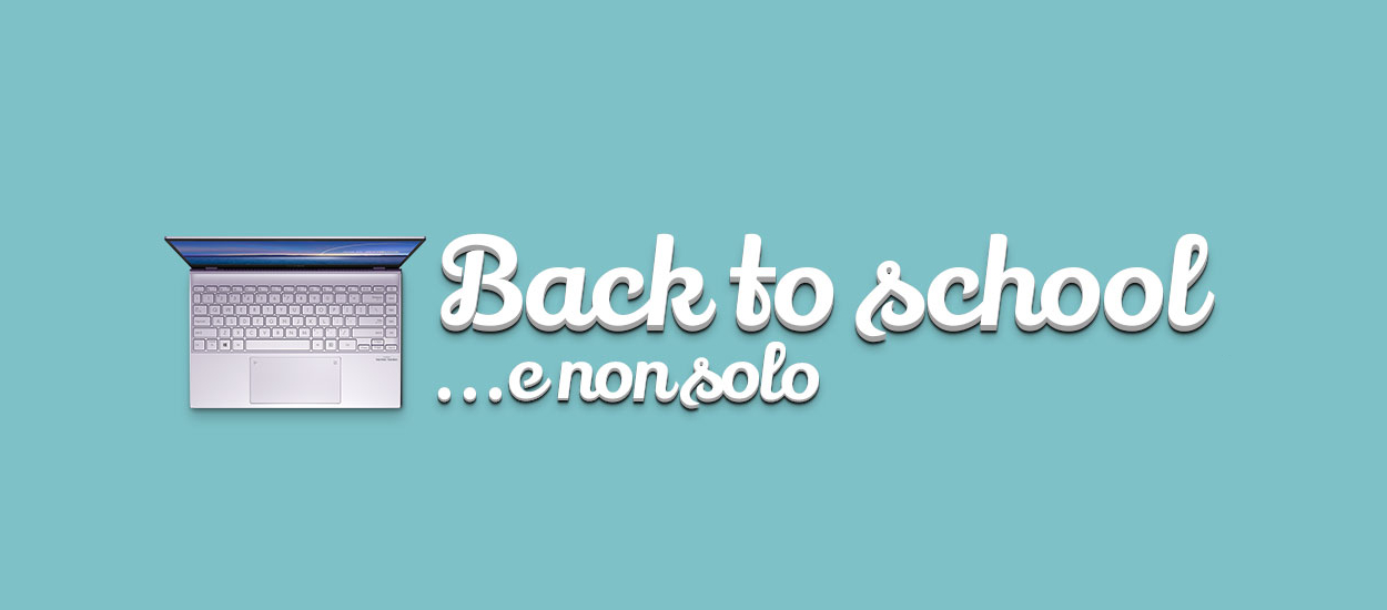 L'imperdibile Back to School con i notebook di ASUS in offerta thumbnail