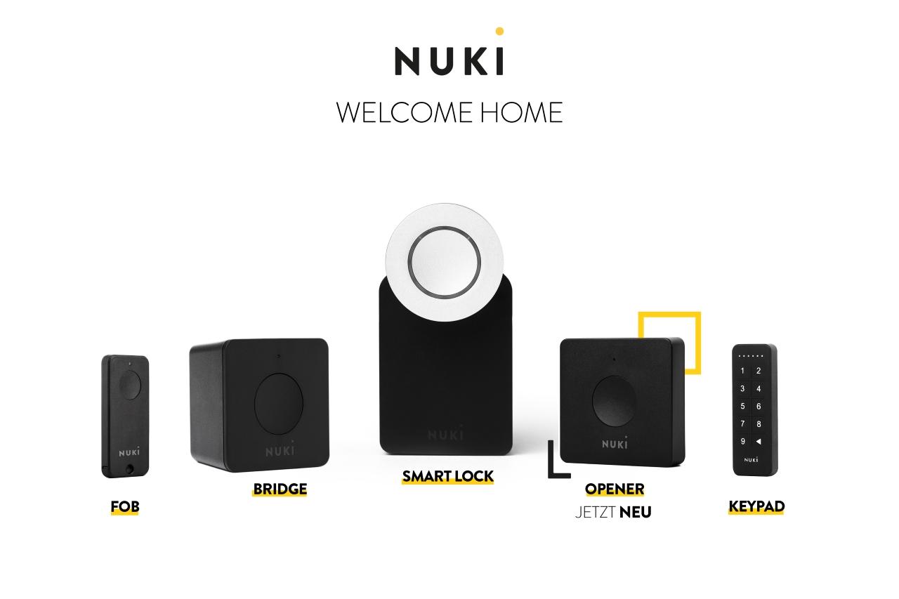 Smart Lock: con Nuki aprirai il portone condominiale con un click thumbnail