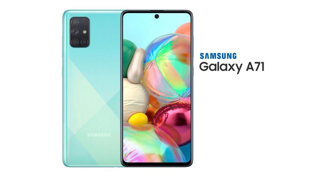 Offerta Galaxy A71