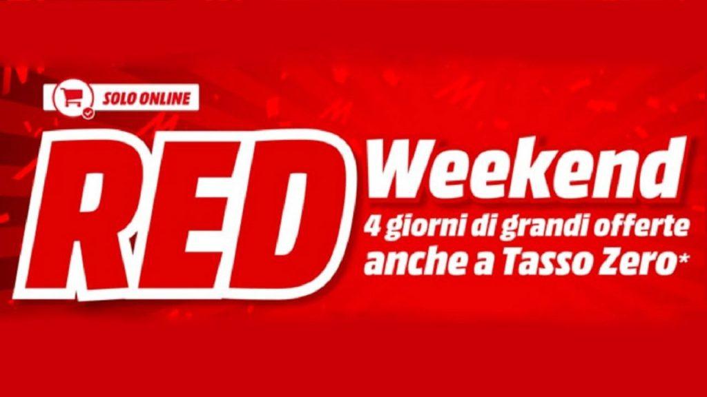 Offerte Red Weekend