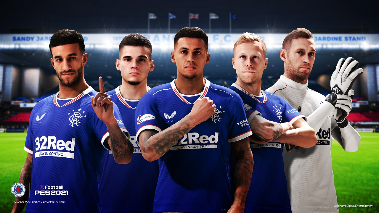 Scende in campo il Data Pack 3.0 di eFootball PES 2021 thumbnail