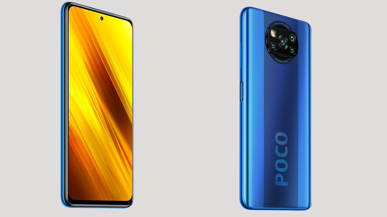 POCO X3 NFC data uscita