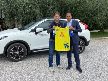 Partnership Mitsubishi Motors e ChievoVerona