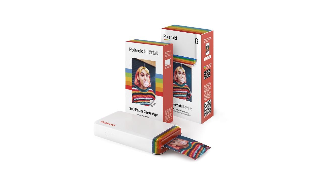 Polaroid Hi-Print: la nuova stampante tascabile arriva in Italia thumbnail