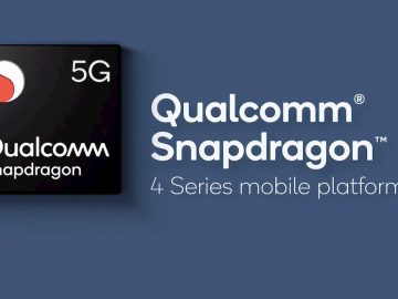 Qualcomm Snapdragon Series 4 5G