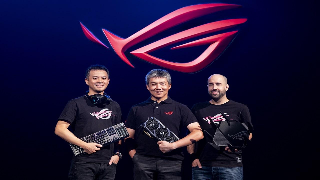 Asus ROG annuncia la nuova linea di prodotti gaming thumbnail