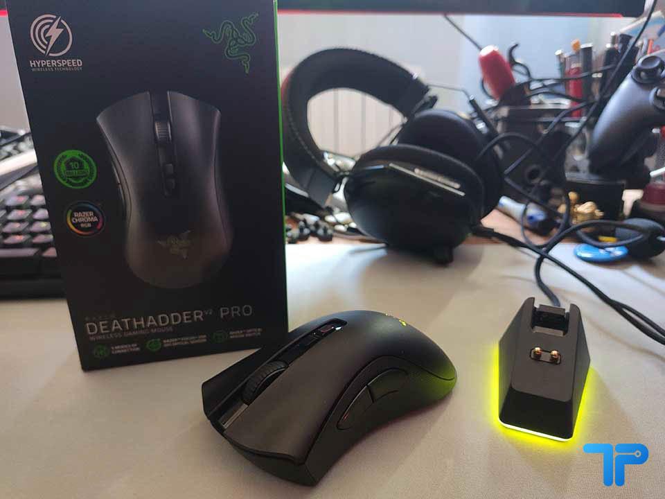 Razer Deathadder V2 Pro wireless: recensione - Il migliore per l'ergonomia thumbnail