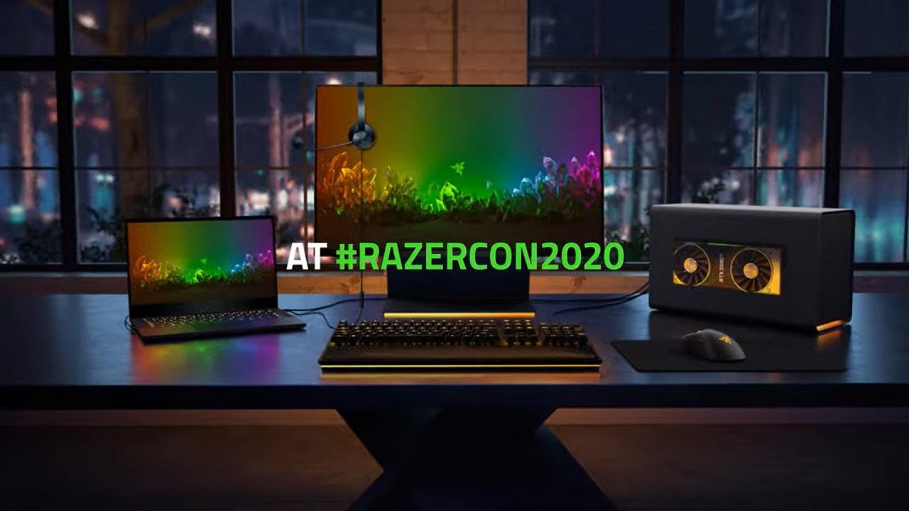 Razer annuncia l'arrivo del RazerCon, il suo primo evento digitale thumbnail