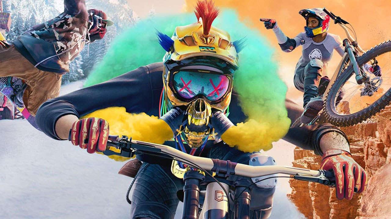 Ubisoft presenta Riders Republic, il multiplayer di sport estremi thumbnail