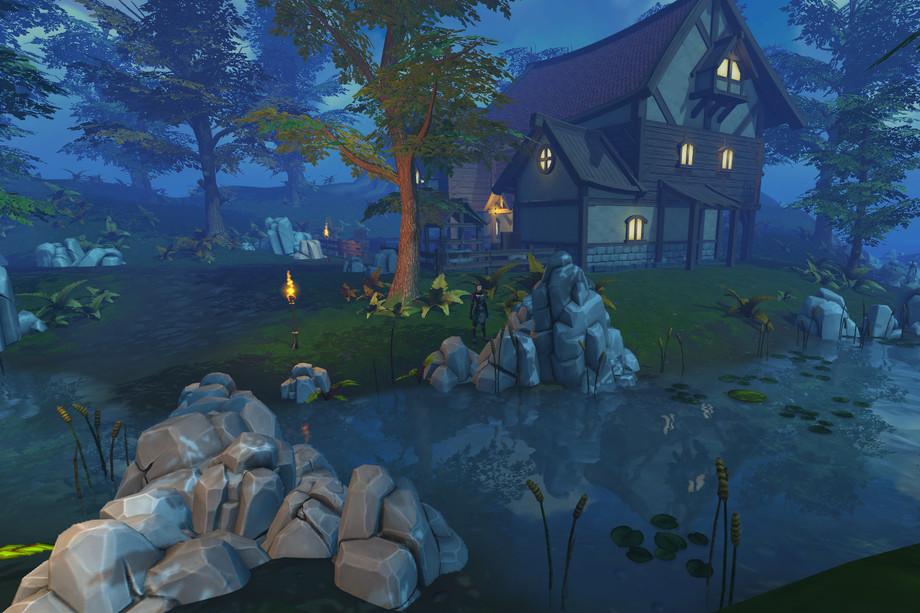RuneScape Steam