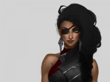 Samira-League-of-Legends-Tech-Princess
