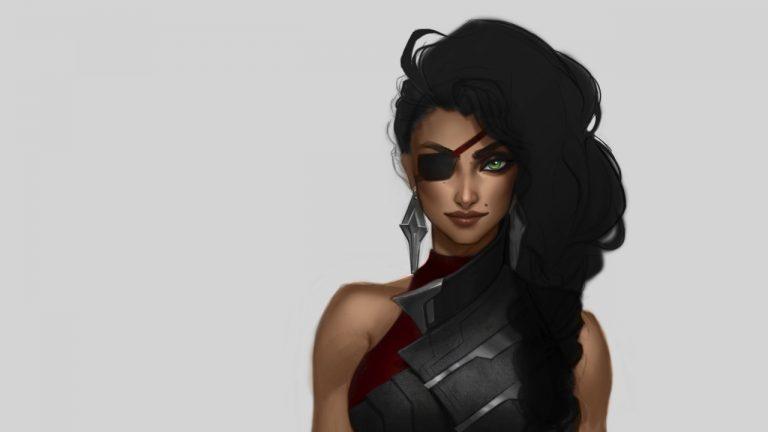 Samira-League-of-Legends-Tech-Princess