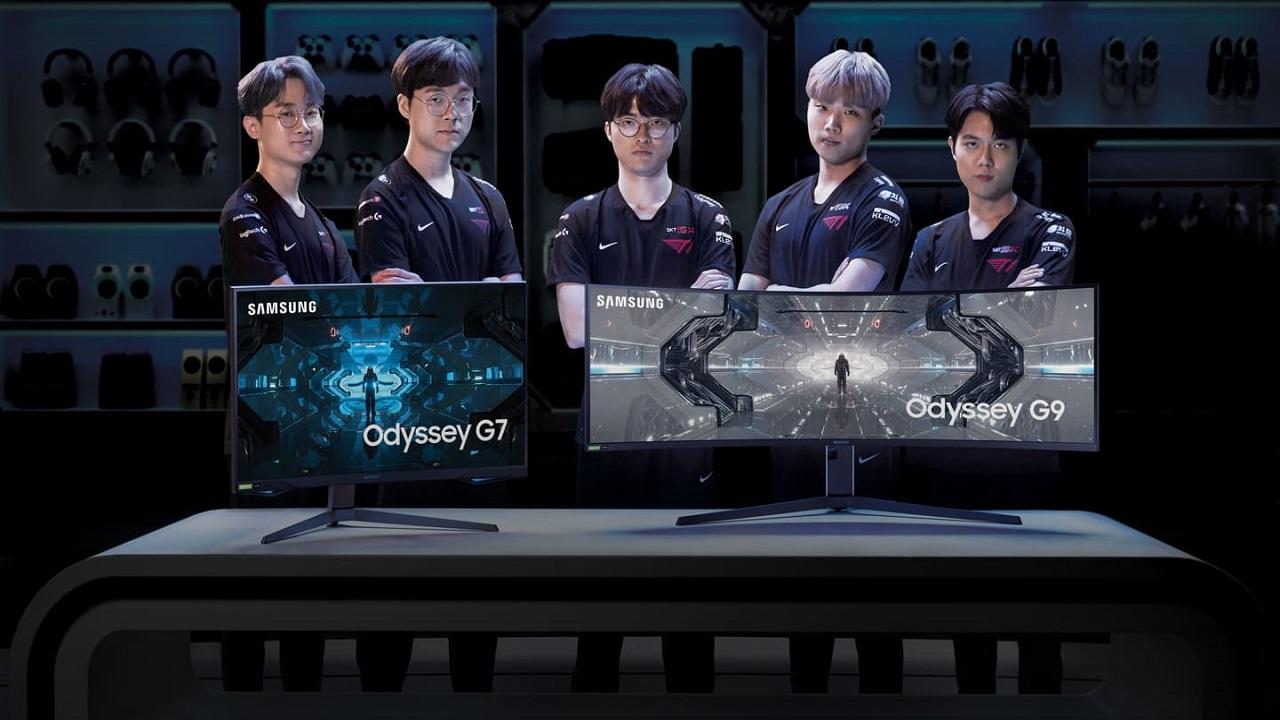 Samsung celebra i monitor Odyssey con un inedito torneo di Esports paneuropeo thumbnail