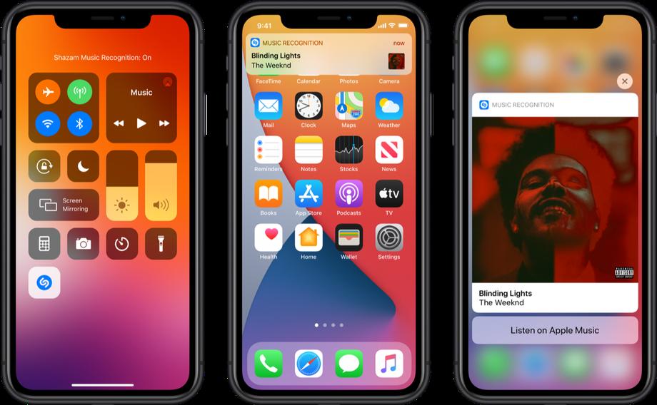 Shazam iOS