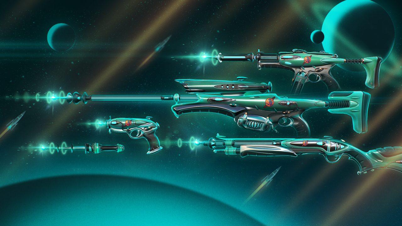 Annunciate le nuove skin Valorant sempre più sci-fi thumbnail