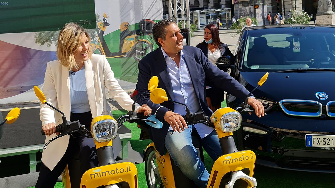 Smart Mobility Day: Iren porta a Genova la mobilità elettrica thumbnail