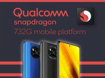snapdragon 732G nuovo