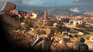 Sniper Elite 4 in arrivo su Nintendo Switch  Svelato il trailer durante il Nintendo Direct
