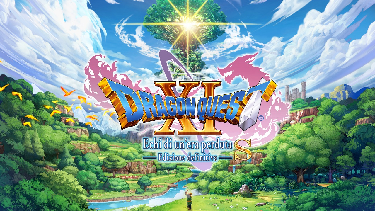 Nuovo trailer per Dragon Quest XI S: Echi di un'era Perduta thumbnail