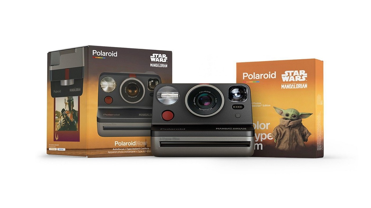 Ecco la nuova Polaroid di Star Wars ispirata a The Mandalorian thumbnail
