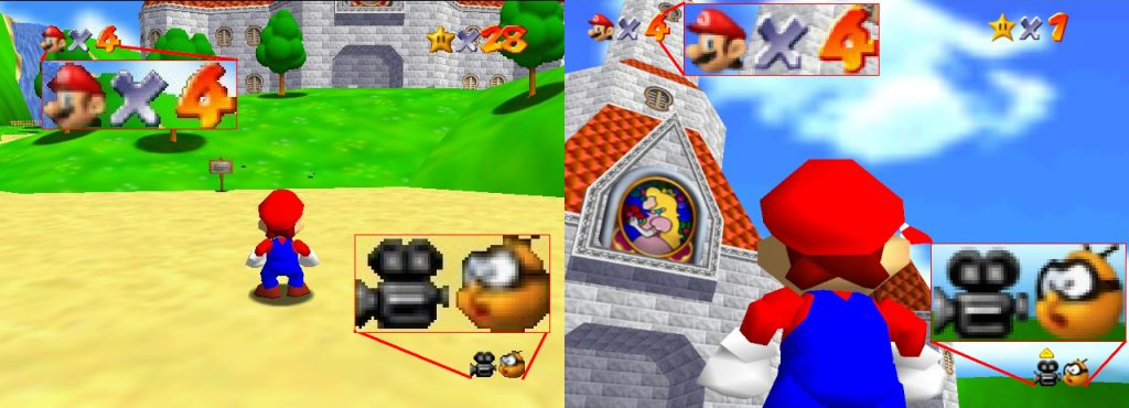 Super Mario 3D All Stars 64 icone