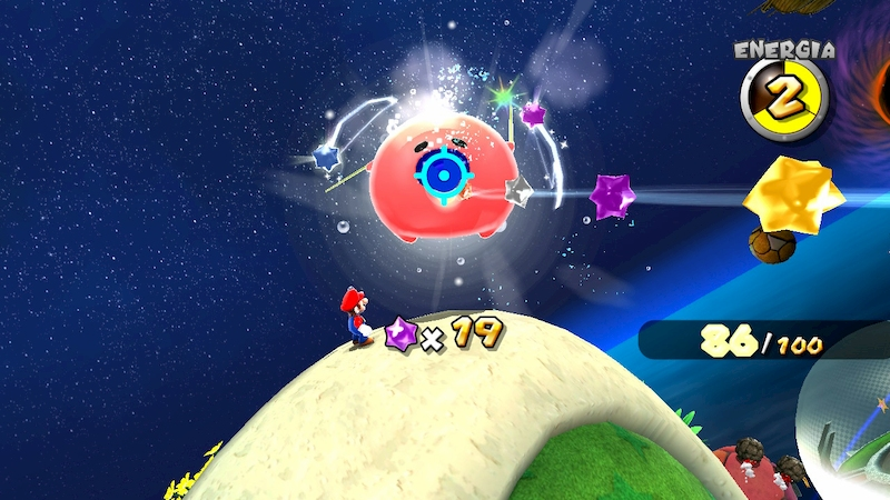 Super Mario 3D All Stars recensione Galaxy